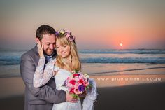 Sunrise Beach Wedding Photo Shoot in Scottburgh, KZN Beach Wedding Photos, Beach Wedding Photography, Wedding Photoshoot, Photo Shoot, Sunrise, Coast, Couple Photos, Couples, Image