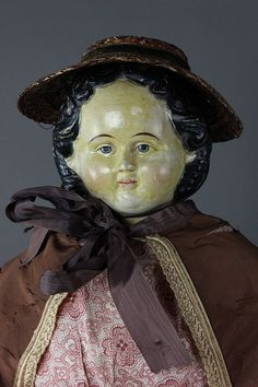 Premier Antique To Modern Doll Auction - McMasters Harris Appletree Doll Auctions