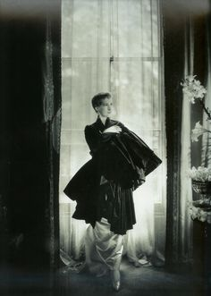 Margot Asquith, Lady Oxford.  Photo by Cecil Beaton.