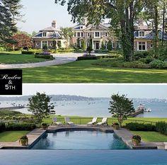 Long Island Mansion