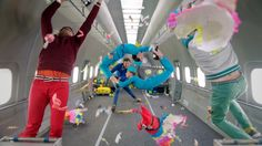 Explanation of OK Go's zero gravity video