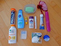 What To Pack For The Camino De Santiago Pharmacy