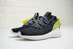 d796efece adidas originals tubular doom sock primeknit 高街針織管狀女子慢跑鞋深灰黑白