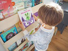 La bibliothèque Tidy Books chez la blogueuse Pour Mes Jolis Mômes, mais pas que...
