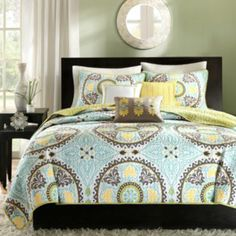 Bedding might not be enough colors I'm going for but I like it