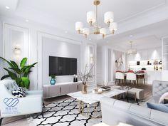 现代简约轻奢客厅|空间|室内设计|唯森设计 - 原创作品 - 站酷 (ZCOOL) Condo Interior Design, Inspired Homes, Living Room Furniture, Minimalist, House Design, Architecture, Gypsum, Inspiration, Home Decor