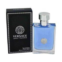 Versace pour Homme by Versace Versace Men Cologne, Versace Perfume For Men,  Eau De a87e5e07a4b
