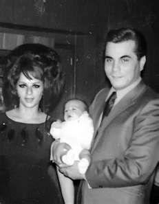 John Gotti and family when they were young.