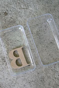 Concrete book holder