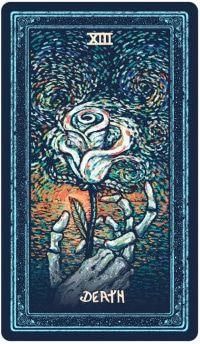 the prisma visions tarot death Xiii Tarot, Tarot Death, Tarot Tattoo, Tarot Major Arcana, Magic Symbols, Night Circus, Oracle Cards, Cultura Pop, Archetypes