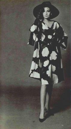 pierre balmain outfit, 1962.