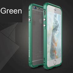 Aluminum Metal Bumper Frame For iPhone 6 6s 6 Plus