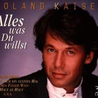 Alles Was Du Willst - Roland Kaiser - Keyboard-Cover by Norbert55 on SoundCloud