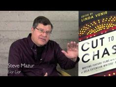"""TRAILER FOR: """"Cut to the Chase:  Writing Feature Films with the Pros at UCLA Extension Writers' Program"""""""