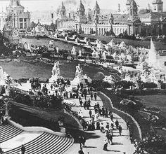 The St. Louis World Fair - 1904