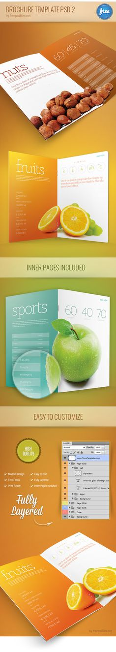 brochure template psd - 1000 images about health brochures on pinterest