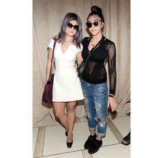 Fashion Week NYC: Paula Abdul Sees Red at Emerson, Lianne La Havas Rocks DKNY | Billboard