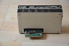 CMD SuperCpu V2 Commodore C128 + MMU SuperAdapter RamCa...