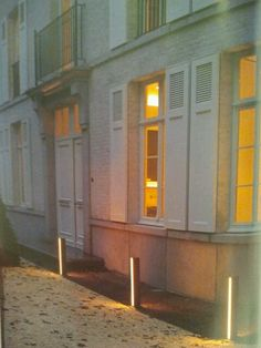 Exterior + lighting