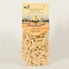 Vendita online | Gigli Toscani Pasta di semola di grano duro sacchetto da gr.500 Pasta Panarese - Gastronomia - Prodotti Italiani