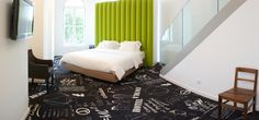 Indulge yourself to the Hästens Suite and the total relaxation in a classic school atmosphere! Interested to find out? Carpet World, Hotel Carpet, Wall Carpet, Carpet Design, Room Inspiration, Cool Designs, Relax, House Design, Flooring