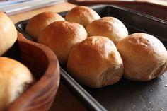 Easter Treats - Spiced Honey Buttermilk Buns. A Hot Cross Bun Alternative!