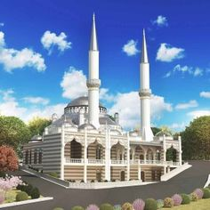 Damga Tasarım / 3D Modelleme ve Görselleştirme Taj Mahal, Building, Travel, Viajes, Buildings, Destinations, Traveling, Trips, Construction