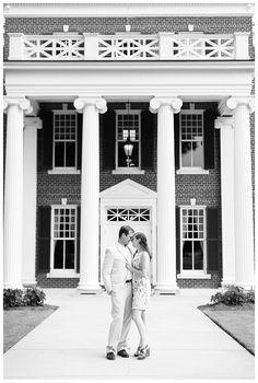 A Longwood University Engagement | Clint & Rachel | Candice Adelle Photography Virginia and Destination Wedding Photographer MD VA DC