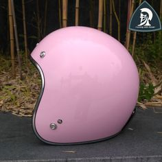 2016New Motorrad Rosa Vintage Offenen Gesicht Roller Helm Für Frauen Mode 3/4 Moto Retro Jet Helme Dot Genehmigt Größe S M L XL(China (Mainland))