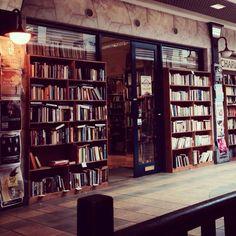 """""""Charlie Byrne's Bookshop"""" en Galway, Irlanda"""