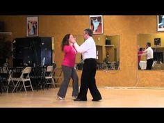 Salsa, X Crossbody, Natural Turn, Head Loop, Dance Pattern.