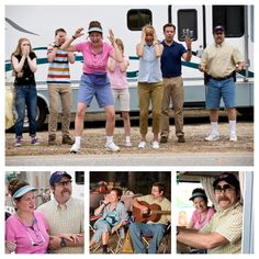 Inspiration Board to We Are The Millers Halloween costume!!