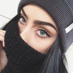 Her Brows!!!!