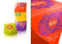 Bolu packaging by Curious Design branding