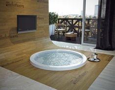 FÜRDŐSZOBA-CSEMPE-PADLÓLAP-CSAPTELEP-KÁD-ZUHANYKABIN-SZANITER Bathtub, Shower, Bathroom, Interior, Outdoor Decor, House, Design, Home Decor, Standing Bath