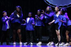 The Real Deal at the IndigO2 Arena Jack Petchey Glee Club Challenge FINAL