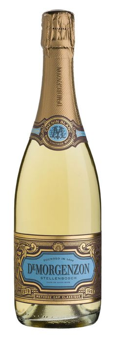 Champagne Label by Simon Frouws Design