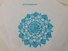 Simple Mandala design!