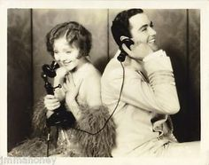CHARLES-BUDDY-ROGERS-NANCY-CARROLL-Original-Vintage-CLOSE-HARMONY-Portrait-PHOTO