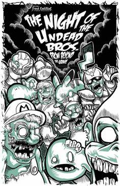 Nintendo Zombie