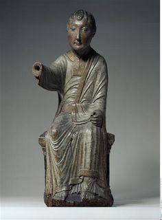 Ange devant une Tombe Sacrée, ca. 1170