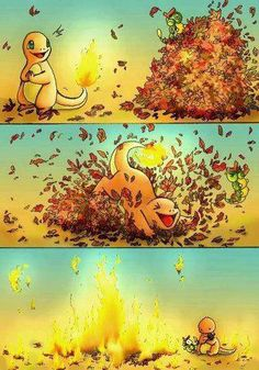 Find images and videos about cute, fire and pokemon on We Heart It - the app to get lost in what you love. Pokemon Comics, Pokemon Funny, All Pokemon, Pokemon Memes, Pokemon Stuff, Pokemon Pins, Otaku, Gatomon, Pokemon Pictures