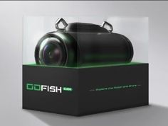 GOFISH CAM: The On-Your-Line Action Camera for Fishing; Achieve More From Your Fishing Experience! | Crowdfunding is a democratic way to support the fundraising needs of your community. Make a contribution today!
