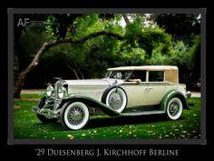 1929 Duesenberg