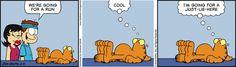 Garfield Comic Strip, February 05, 2016     on GoComics.com