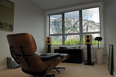 Home Listening Room. Design Ideas and quotes available at Audio Visual Solutions Group in Las Vegas. Call us for pricing (702) 875-5561