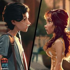 ArtStation - Five Feet Apart, Kuya Jaypi Movie Couples, Cute Couples, Cole Spouse, Films Cinema, Sad Movies, M Anime, Dylan Sprouse, The Fault In Our Stars, Romantic Movies