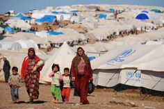 With Focus on U.-Led Strikes, Global Failure to Meet Syria's Humanitarian Crisis Goes Unnoticed Asile, Chemical Weapon, Syrian Refugees, Syrian Refugee Camps, Refugee Crisis, People In Need, Human Rights, The Unit, Lebanon