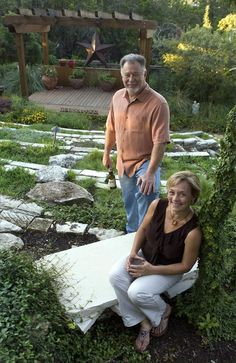 Build your own amphitheater: Couple decides to put some sweat equity into love of music