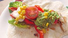 Tortilla z celozrnnej múky 20 Min, Avocado Toast, Breakfast, Food, Morning Coffee, Essen, Meals, Yemek, Eten